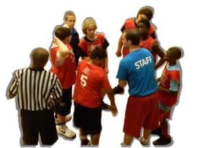 7th-9th Grade BBall League