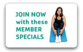 Membership Specials
