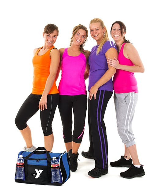 Bag a New Member and Receive a FREE gym bag Sept 18-29